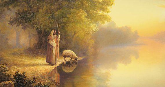 ❝ БОГ - ЯХВЕ-ШАЛОМ
